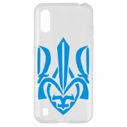 Чохол для Samsung A01/M01 Гарний герб України
