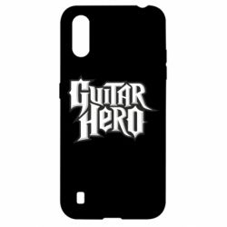 Чохол для Samsung A01/M01 Guitar Hero