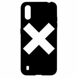 Чохол для Samsung A01/M01 Hacker