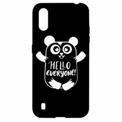 Чехол для Samsung A01/M01 Happy panda