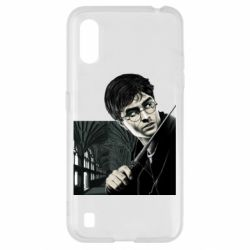 Чехол для Samsung A01/M01 Harry Potter