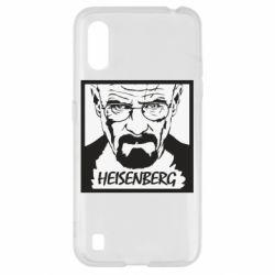 Чохол для Samsung A01/M01 Heisenberg face