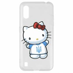 Чехол для Samsung A01/M01 Hello Kitty UA