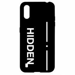 Чохол для Samsung A01/M01 Hidden