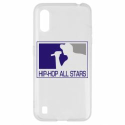 Чохол для Samsung A01/M01 Hip-hop all stars