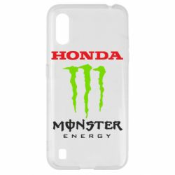 Чехол для Samsung A01/M01 Honda Monster Energy