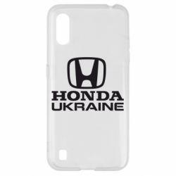 Чехол для Samsung A01/M01 Honda Ukraine