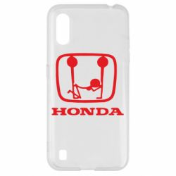 Чехол для Samsung A01/M01 Honda