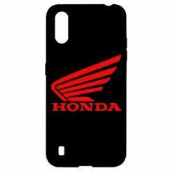 Чохол для Samsung A01/M01 Honda