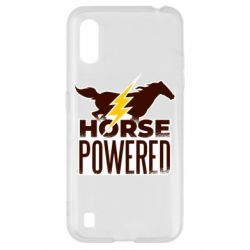 Чехол для Samsung A01/M01 Horse power
