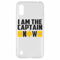 Чохол для Samsung A01/M01 I am captain now