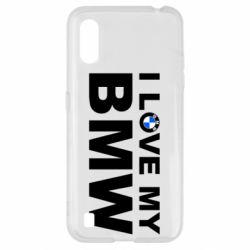 Чохол для Samsung A01/M01 I love my BMW
