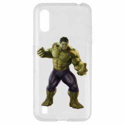 Чохол для Samsung A01/M01 Incredible Hulk 2