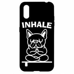 Чохол для Samsung A01/M01 Inhale