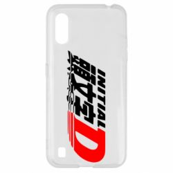 Чохол для Samsung A01/M01 Initial d fifth stage