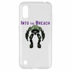 Чехол для Samsung A01/M01 Into the Breach roboi