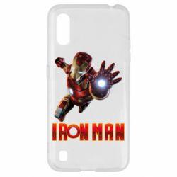 Чохол для Samsung A01/M01 Iron Man 2