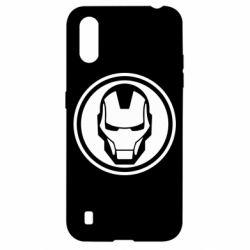 Чохол для Samsung A01/M01 Iron man symbol
