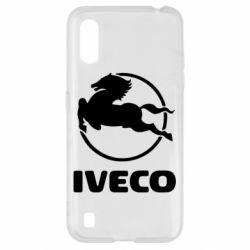 Чехол для Samsung A01/M01 IVECO