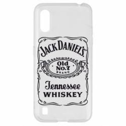 Чохол для Samsung A01/M01 Jack daniel's Whiskey