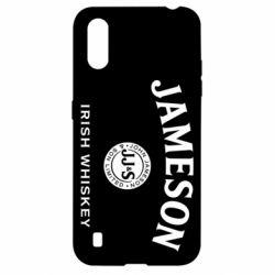 Чохол для Samsung A01/M01 Jameson Whiskey