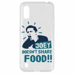 Чехол для Samsung A01/M01 Joey doesn't share food!