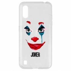Чехол для Samsung A01/M01 Joker face