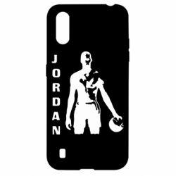 Чохол для Samsung A01/M01 Jordan