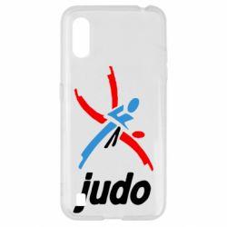 Чохол для Samsung A01/M01 Judo Logo