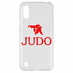 Чехол для Samsung A01/M01 Judo