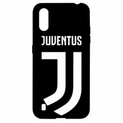 Чехол для Samsung A01/M01 Juventus Logo