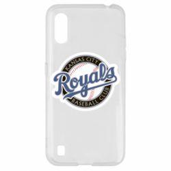 Чохол для Samsung A01/M01 Kansas City Royals