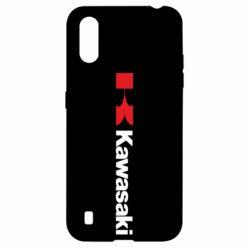 Чохол для Samsung A01/M01 Kawasaki Logo