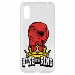Чохол для Samsung A01/M01 king of the Ring