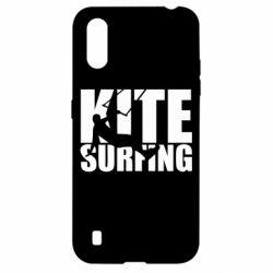 Чохол для Samsung A01/M01 Kitesurfing
