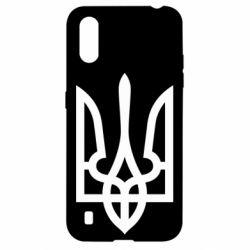 Чохол для Samsung A01/M01 Класичний герб України