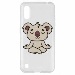 Чехол для Samsung A01/M01 Koala