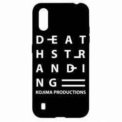 Чохол для Samsung A01/M01 Kojima Produ