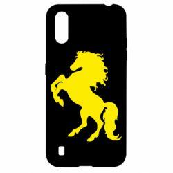 Чохол для Samsung A01/M01 Кінь