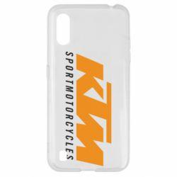 Чохол для Samsung A01/M01 KTM Sportmotorcycles