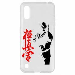 Чохол для Samsung A01/M01 Kyokushin Kanku Master