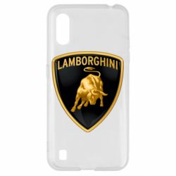 Чохол для Samsung A01/M01 Lamborghini Logo