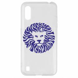 Чехол для Samsung A01/M01 лев