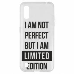 Чохол для Samsung A01/M01 Limited edition