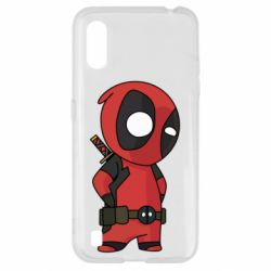 Чохол для Samsung A01/M01 Little Deadpool