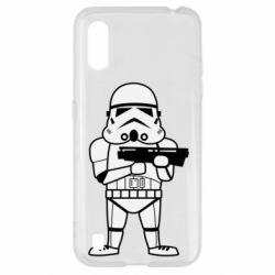Чохол для Samsung A01/M01 Little Stormtrooper
