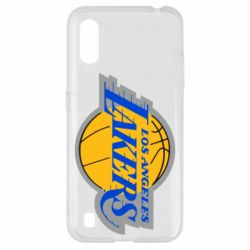 Чохол для Samsung A01/M01 Los Angeles Lakers