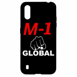 Чехол для Samsung A01/M01 M-1 Global