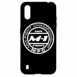 Чехол для Samsung A01/M01 M-1 Logo