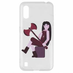 Чохол для Samsung A01/M01 Marceline adventure time